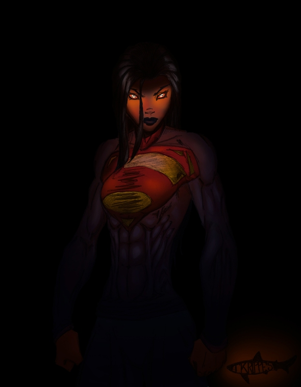 supergirl dark