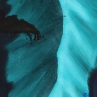 blue montain crash