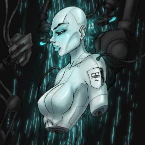 robo girl 2.0